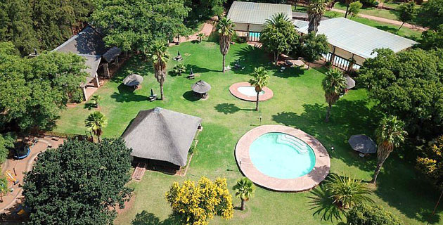Olifants River Lodge - Middelburg accommodation -  Mpumalanga