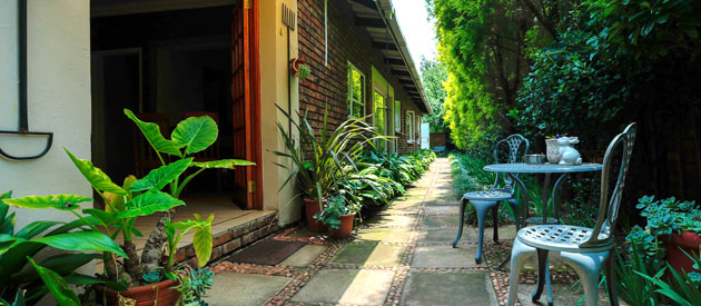 L'anda Guest House - Middelburg accommodation - Mpumalanga